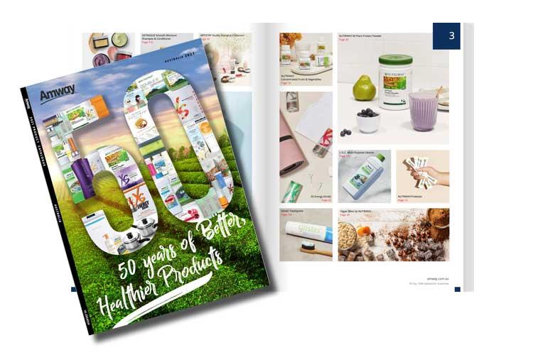 Digital Product Catalogue