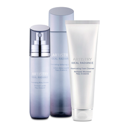 ARTISTRY® Signature Solutions Ideal Radiance Milky Emulsion Regime Pack