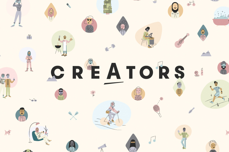 Introducing Creators