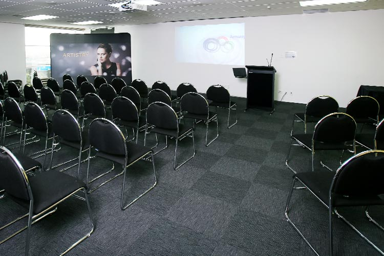 Amway Business Centre Auckland Facilities - Training Rooms