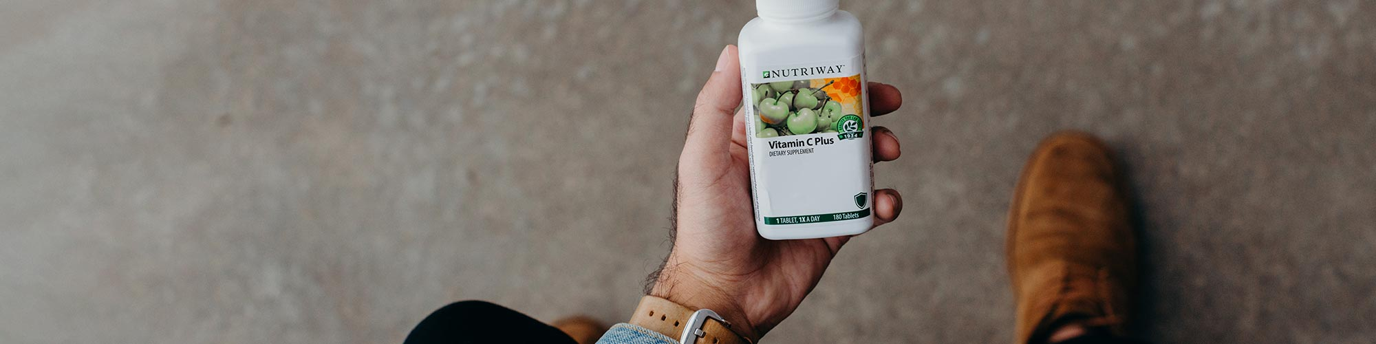 Amway Our Products NUTRIWAY Vitamin C