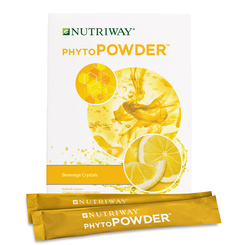 NUTRIWAY® PhytoPowder™ Refresh Lemon – 20x8g stick sachets
