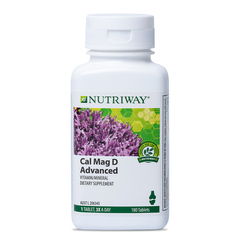 NUTRIWAY® Cal Mag D Advanced - 180 Tablets