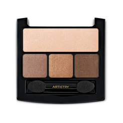 ARTISTRY® Signature Colour Eye Shadow Quad in Spice Bronze