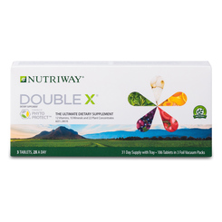 NUTRIWAY® DOUBLE X® 31 Day Supply Refill