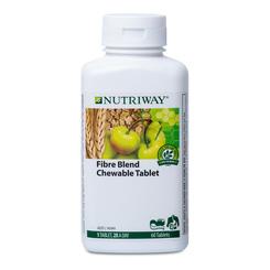 NUTRIWAY® Fibre Blend Chewable Tablet - 60 Tablets