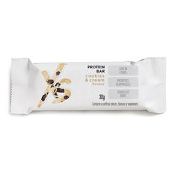XS™ Protein Bars Cookies & Cream Single