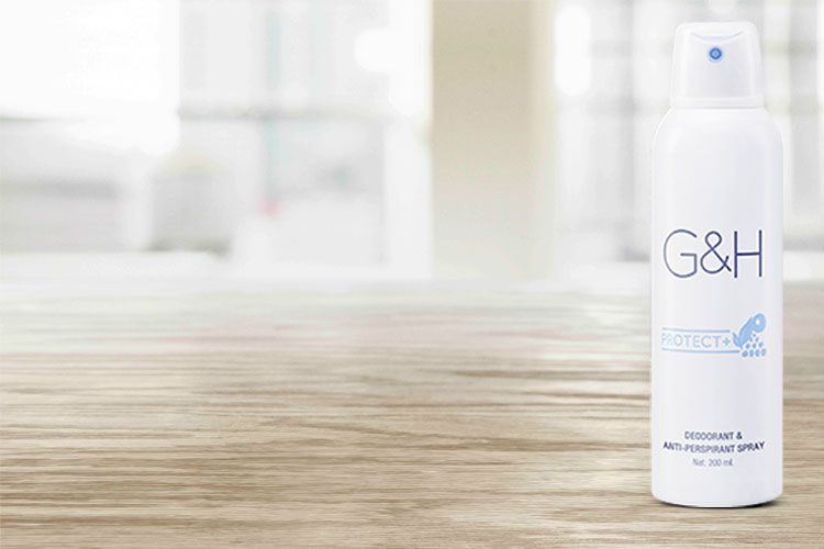 G&H™ Protect+ Deodorant and Anti-perspirant Spray