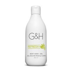 G&H Refresh+™ Body Wash-Gel 400ml