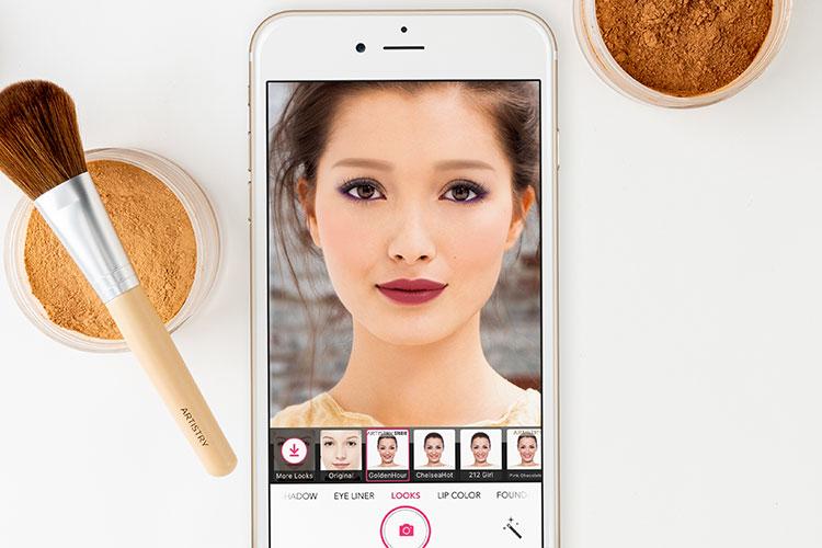 ARTISTRY Virtual Makeover ARTISTRY Studio Bangkok Collection - Golden Hour Look